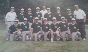 Manchester-Essex Little League All Star Team, 1997